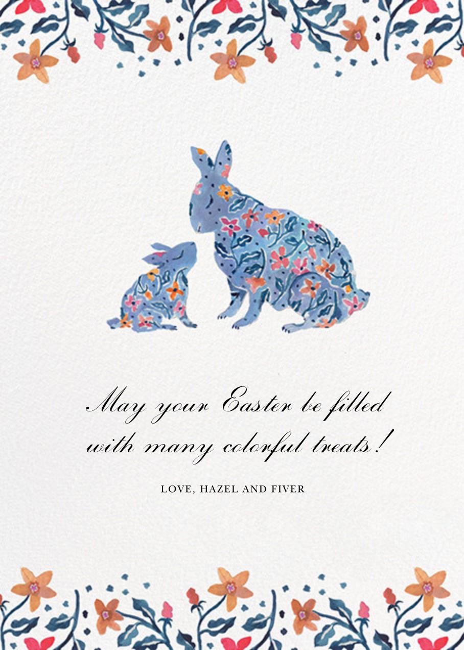 Budding Bunnies - Happy Menocal