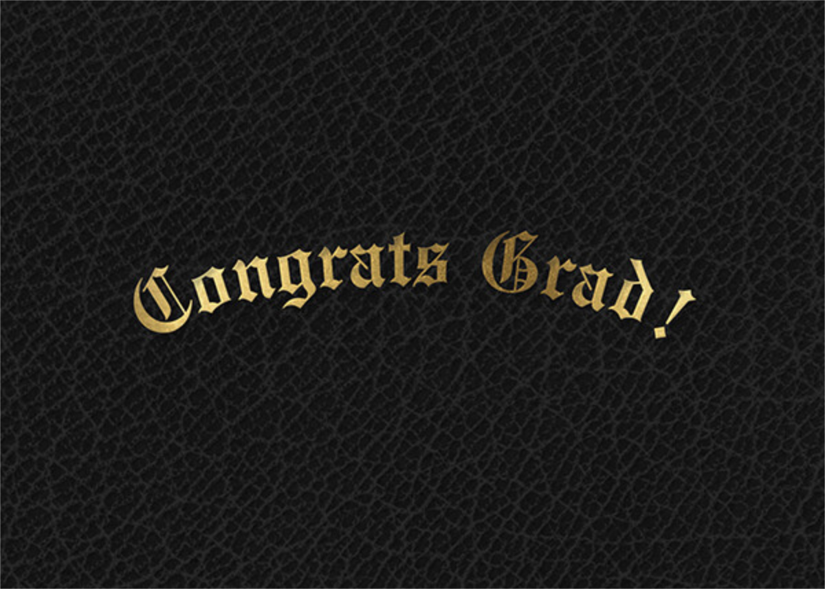 Diploma (Greeting) - Paperless Post