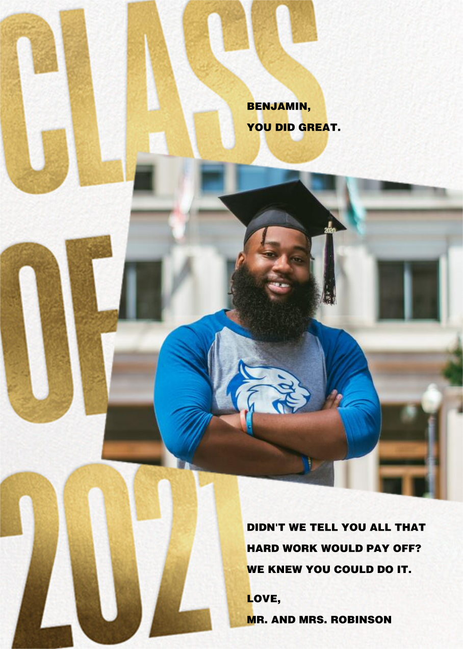 Big Things - Paperless Post - Graduation cards