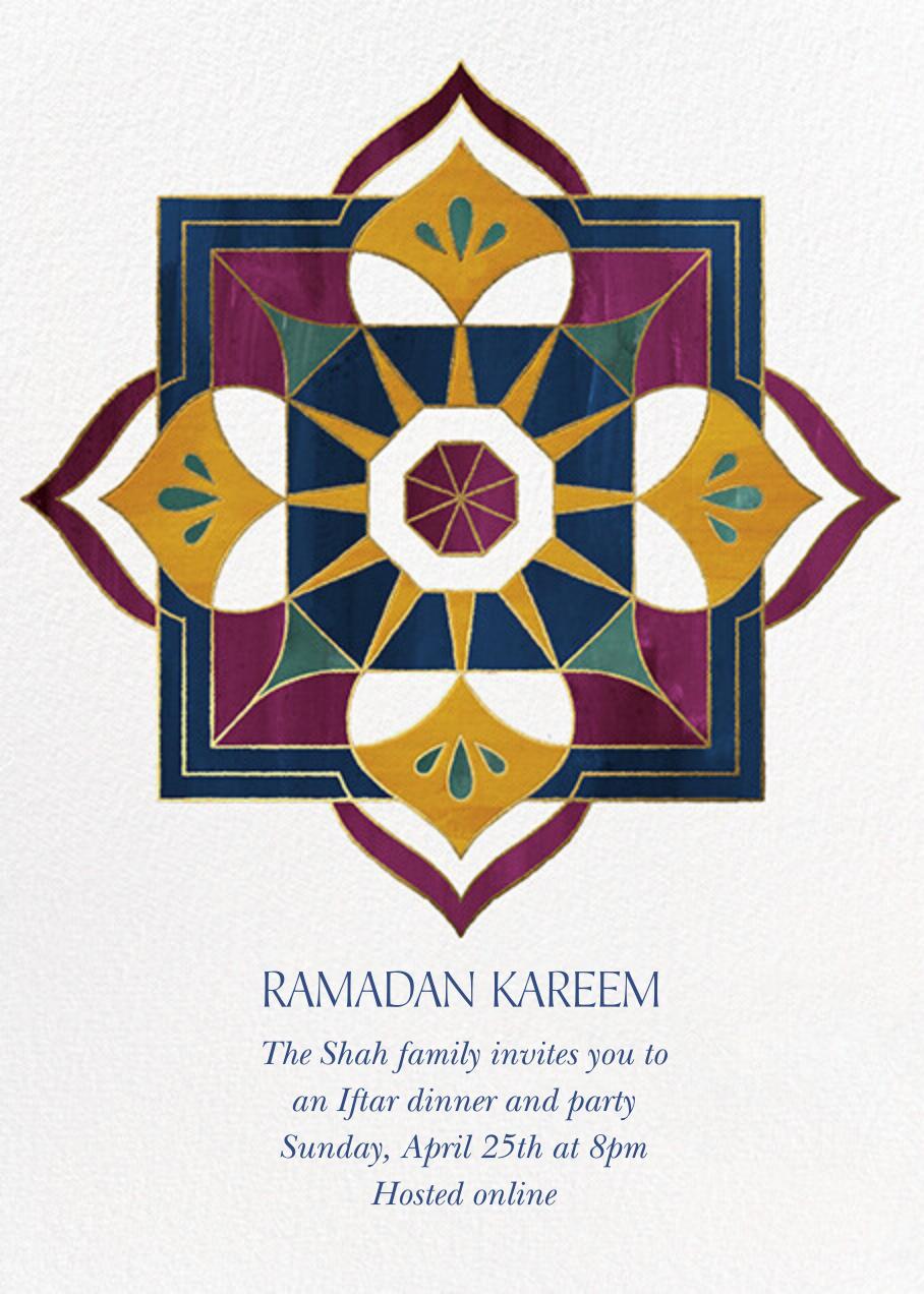 Rub el Hizb - Paperless Post