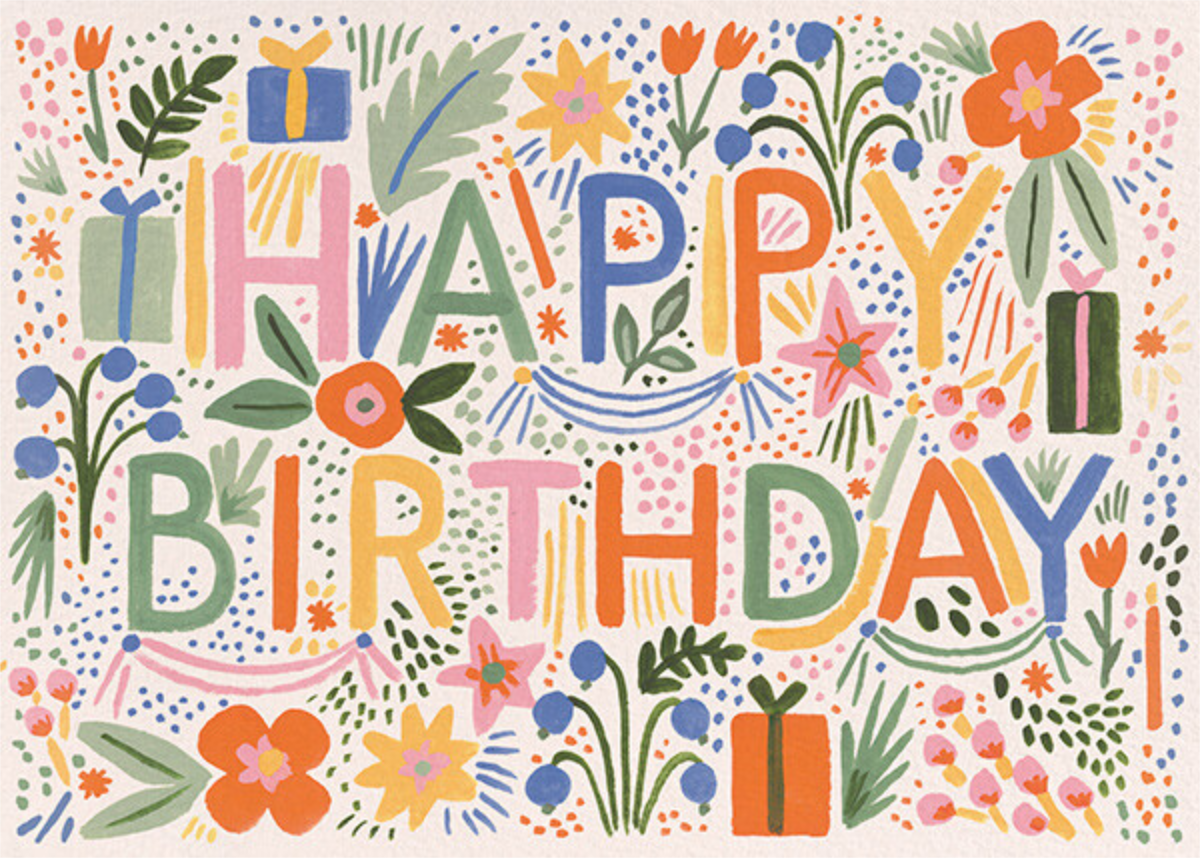 Fiesta Birthday - Rifle Paper Co.