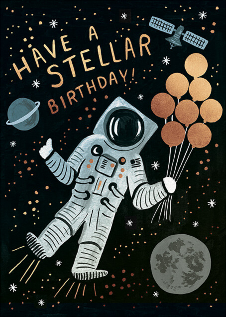 Stellar Birthday - Rifle Paper Co.