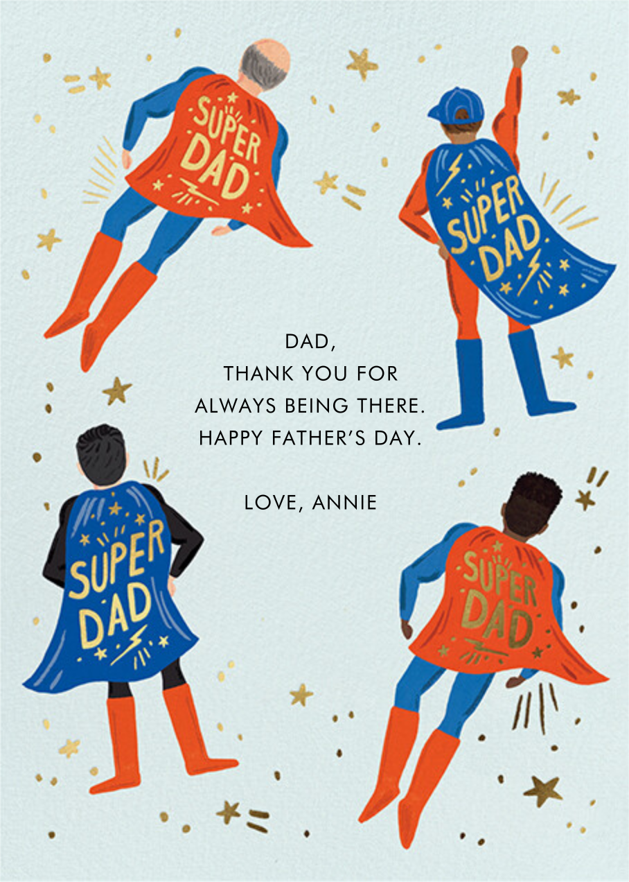 Super Dad - Rifle Paper Co.