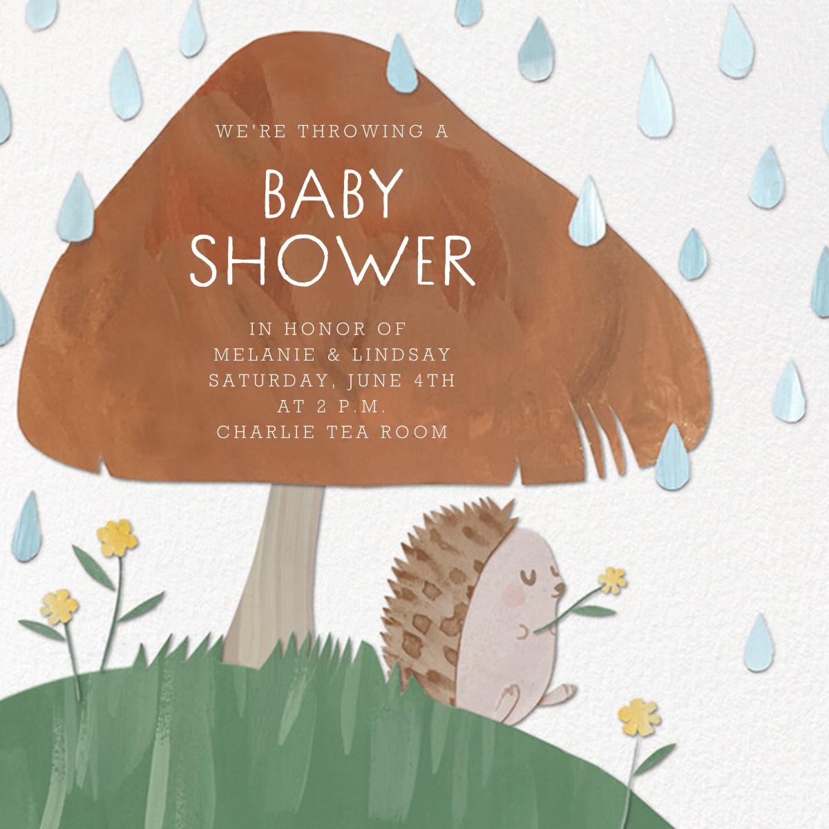 Gentle Shower - Paperless Post