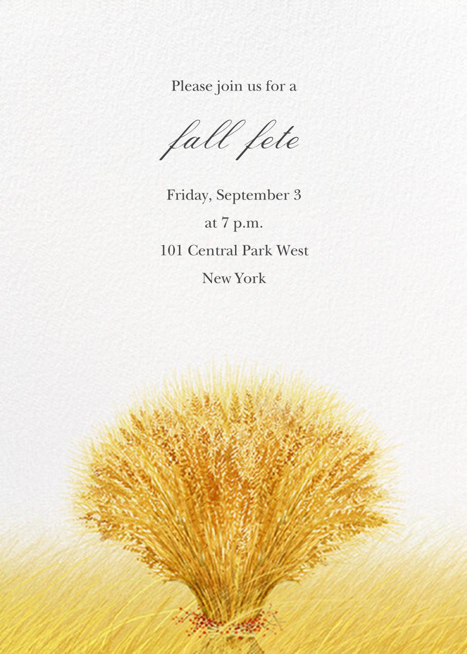 Bushel of Wheat - Felix Doolittle