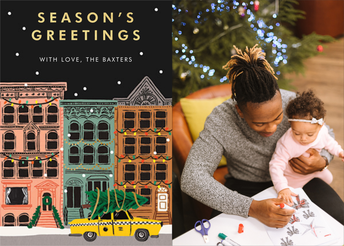 Holiday in the City Photo - Rifle Paper Co.