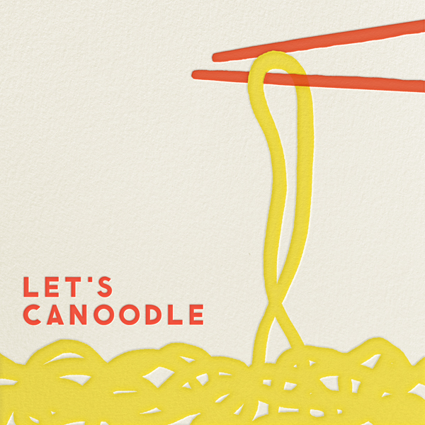 Let's Canoodle - The Indigo Bunting