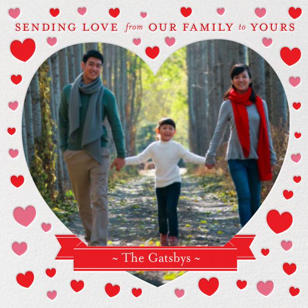 Big Heart - Paperless Post - Valentine's Day