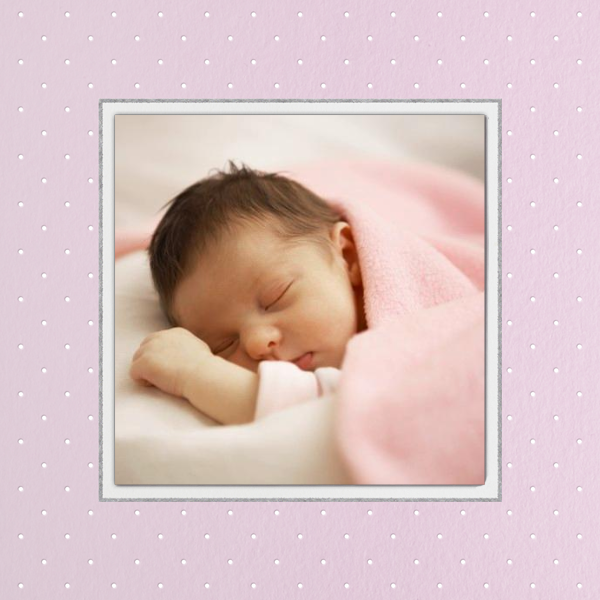 Airy Dots - Blush - Paperless Post - Adoption