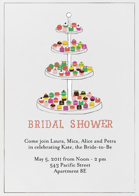 Everyone Loves Sweets - Bridal - Mr. Boddington's Studio - Bridal shower
