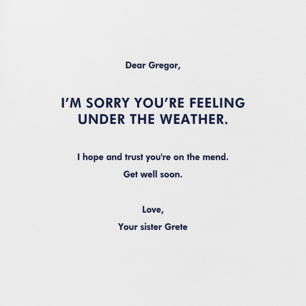 Under the Weather - Paperless Post - Get well - card back