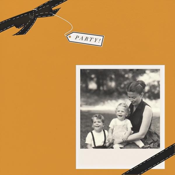 Party Favor - Kumquat - Paperless Post - null