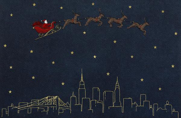 New York Christmas - Paperless Post