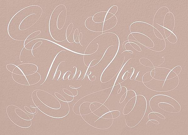 Thank You - Rose - Bernard Maisner - Thank you