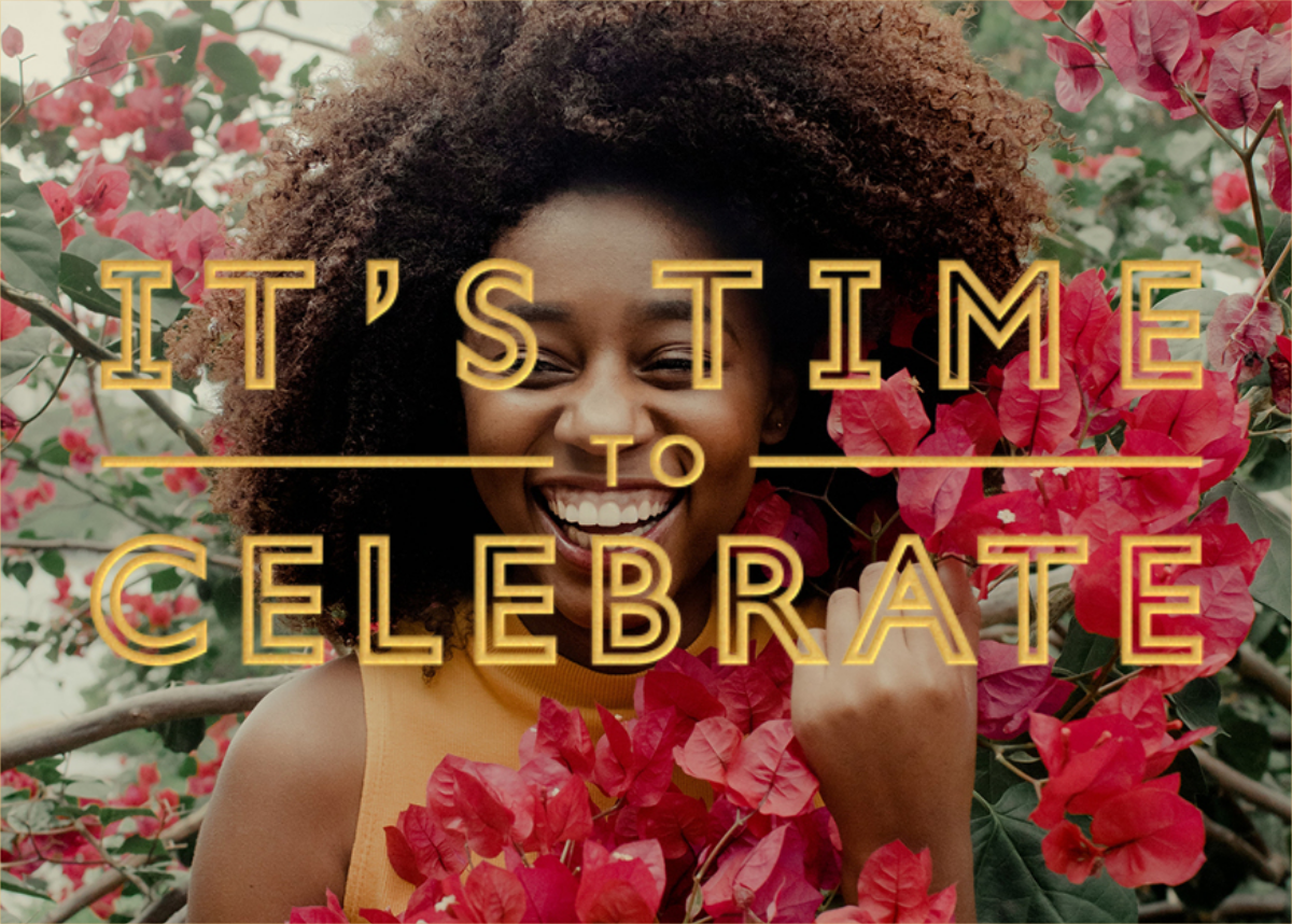 It's Time To Celebrate - Apricot - Paperless Post - Graduation party