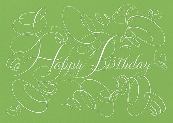 Happy Birthday - Charterhouse - Bernard Maisner