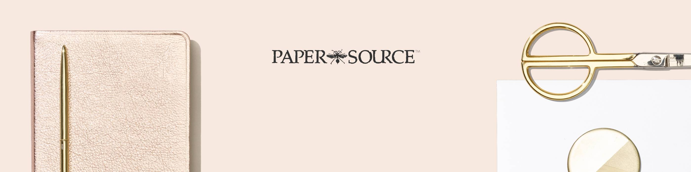 Paper Source at Paperless Post