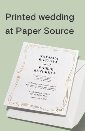 Paper Source - Wedding