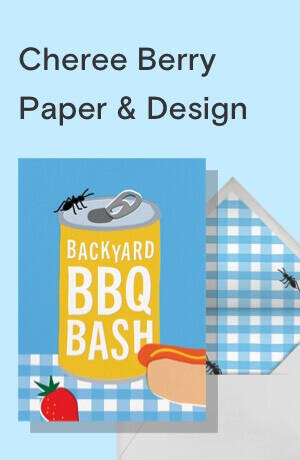 Cheree Berry Paper & Design