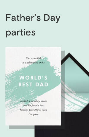 Father's Day parties