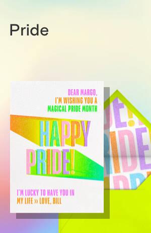 Pride cards