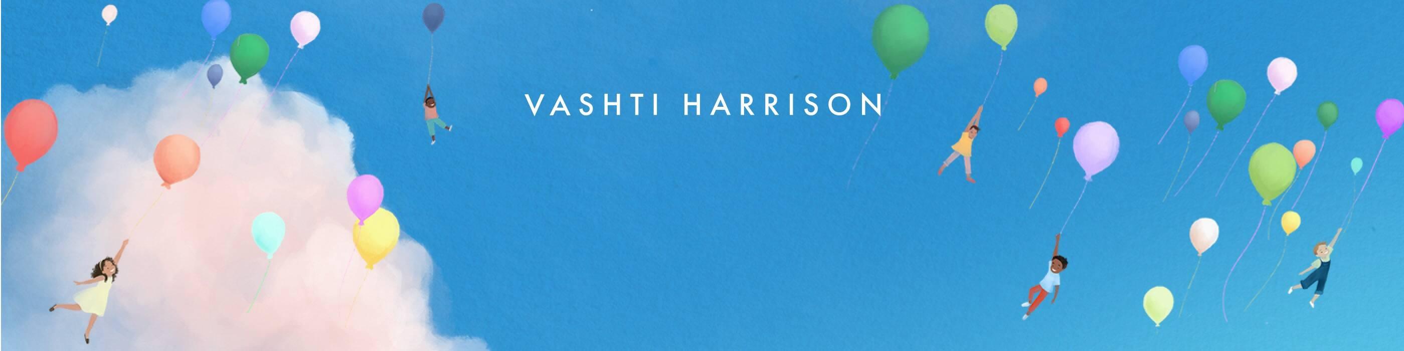 Vashti Harrison invitations