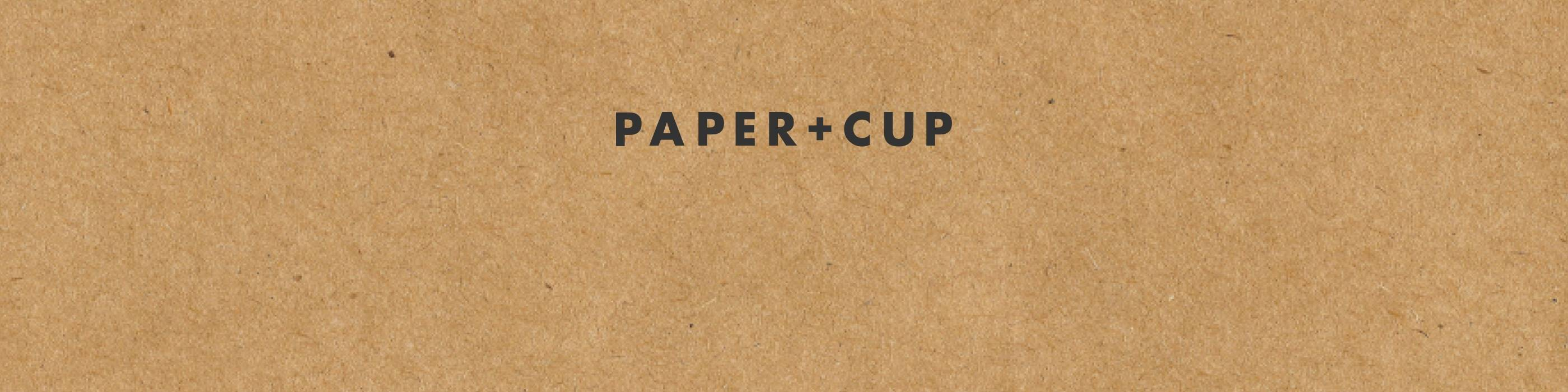 Paper + Cup for Paperless Post
