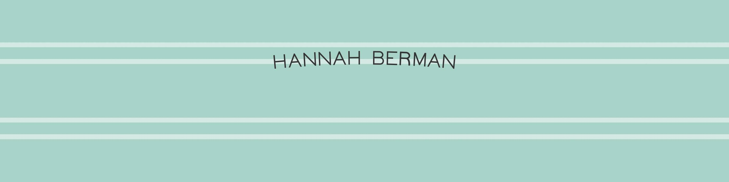 Hannah Berman for Paperless Post
