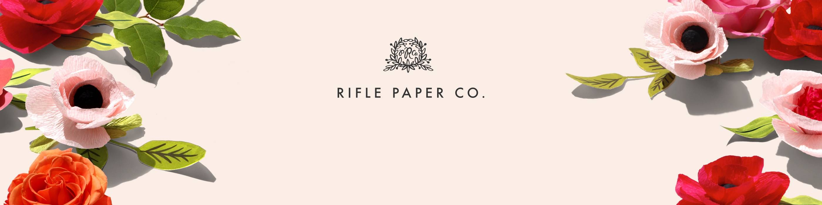 Rifle Paper Co. for Paperless Post