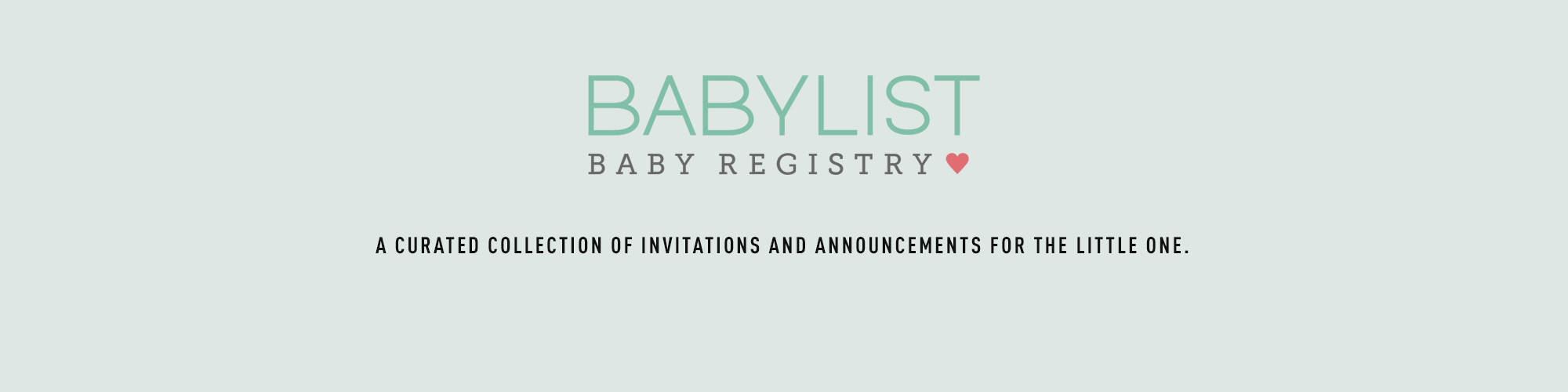 Babylist and Paperless Post